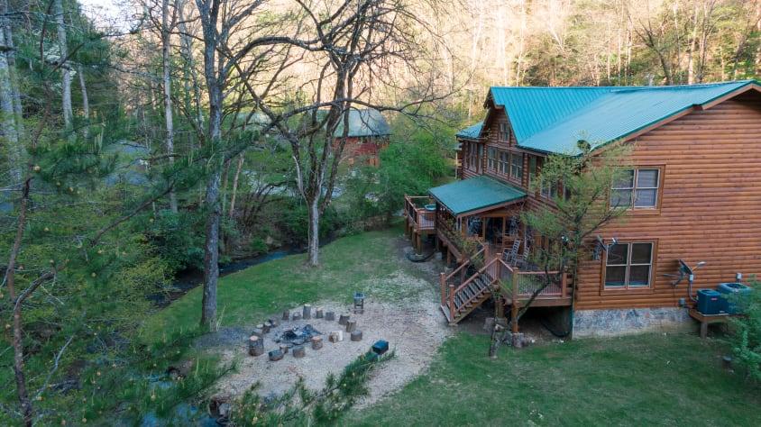 Gatlinburg, Tennessee Lodge Rental - Gallery Image #10