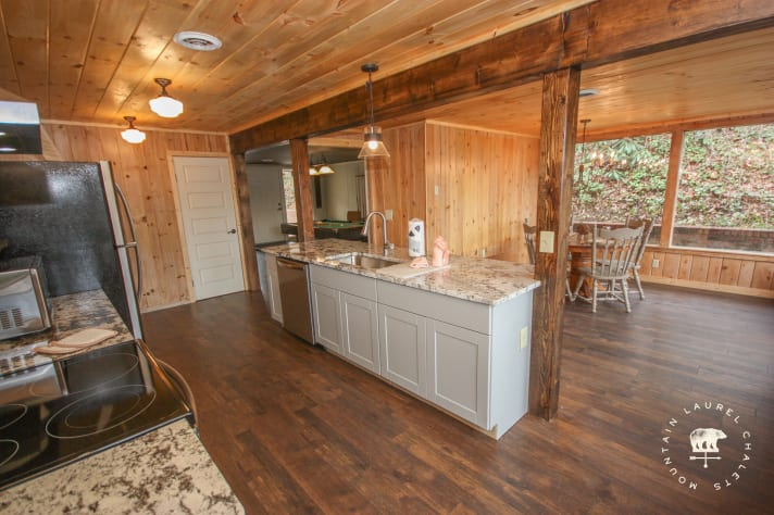 Gatlinburg, Tennessee Cottage Rental - Gallery Image #6