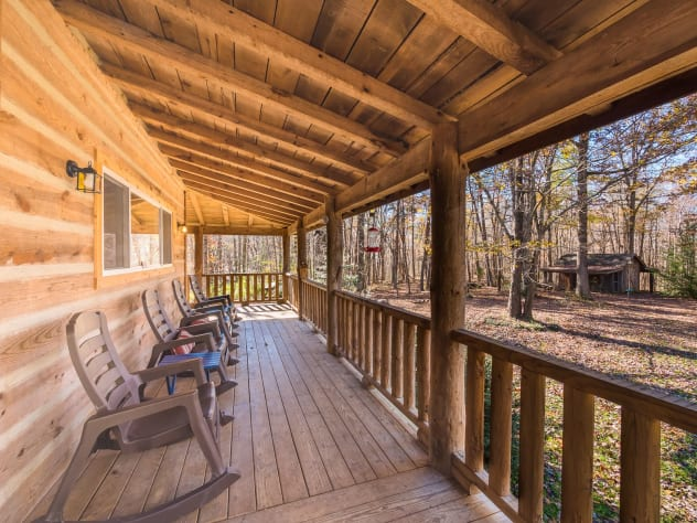 Chattanooga, Tennessee Cabin Rental - Gallery Image #1