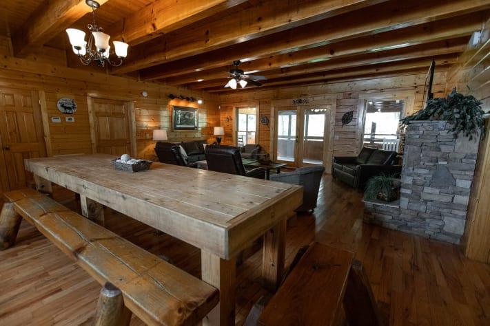 Gatlinburg, Tennessee Lodge Rental - Gallery Image #5