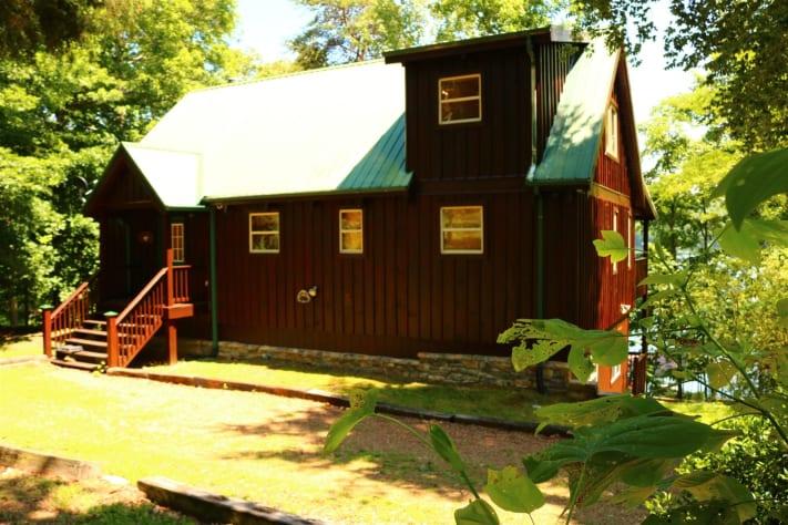 Norris Lake, Tennessee Cabin Rental - Gallery Image #1