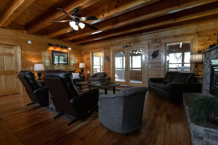 Gatlinburg, Tennessee Lodge Rental - Gallery Image #19