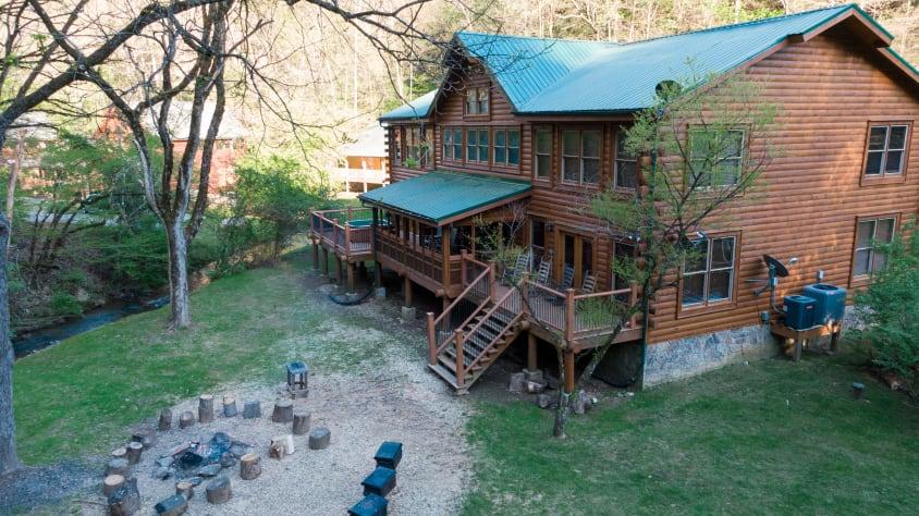 Gatlinburg, Tennessee Lodge Rental - Gallery Image #9