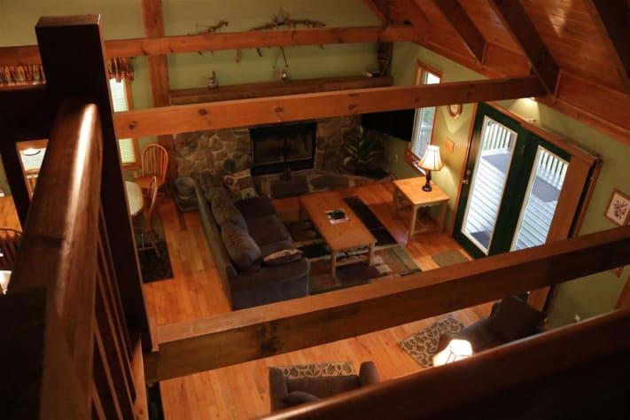 Norris Lake, Tennessee Cabin Rental - Gallery Image #17