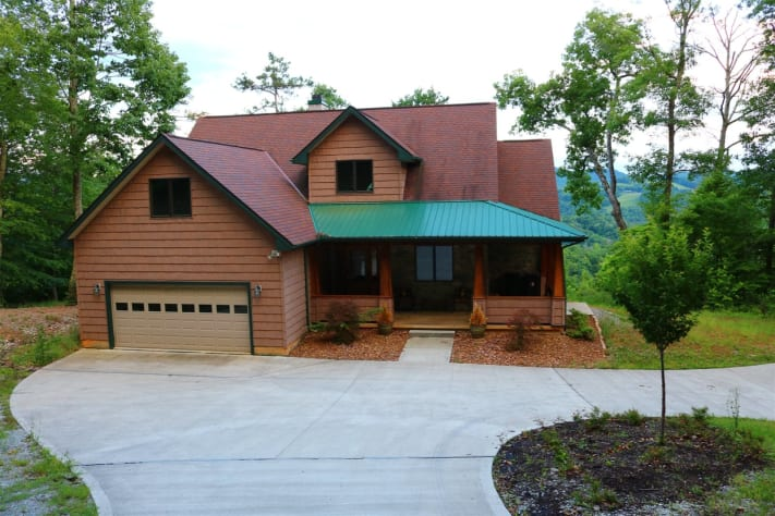 Norris Lake, Tennessee Cabin Rental - Gallery Image #1