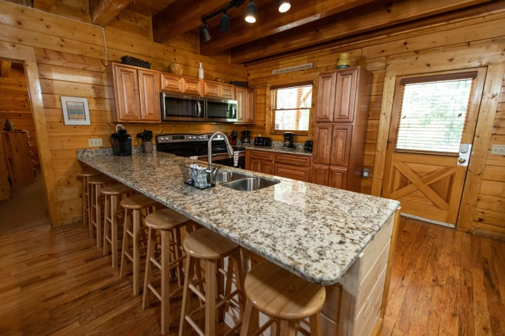 Gatlinburg, Tennessee Lodge Rental - Gallery Image #13