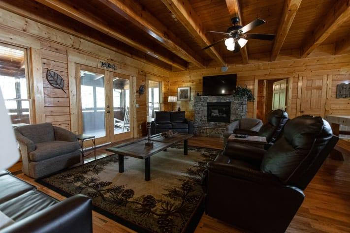 Gatlinburg, Tennessee Lodge Rental - Gallery Image #6