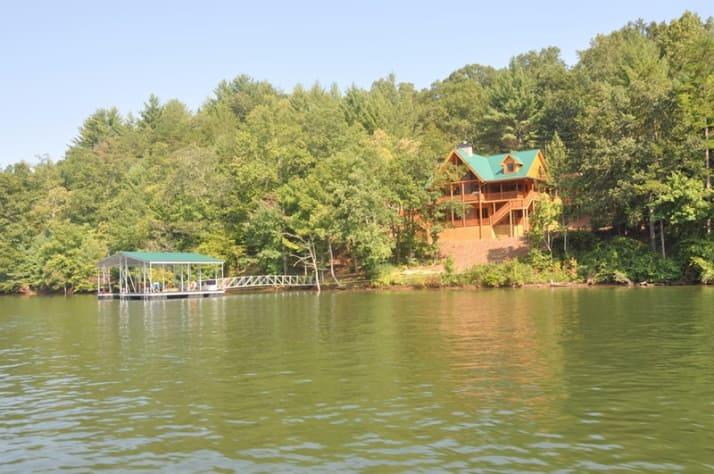Blairsville, Georgia Cabin Rental - Gallery Image #2