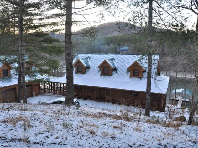 Blairsville, Georgia Cabin Rental - Gallery Image #3