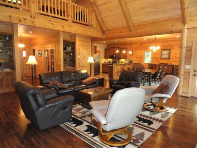 Blairsville, Georgia Cabin Rental - Gallery Image #4