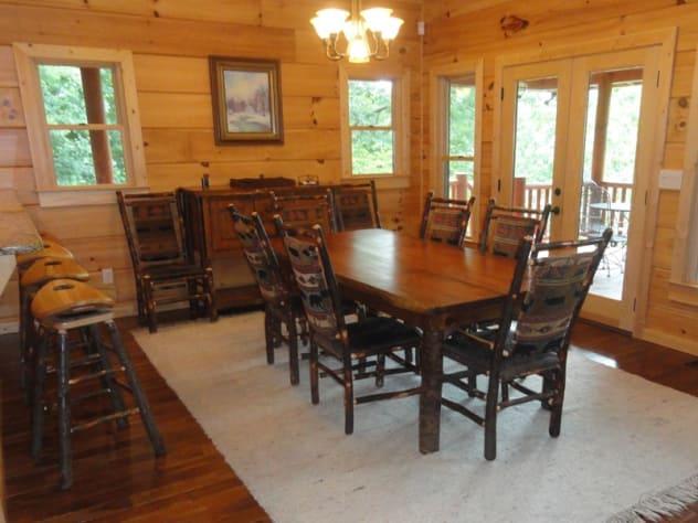 Blairsville, Georgia Cabin Rental - Gallery Image #7