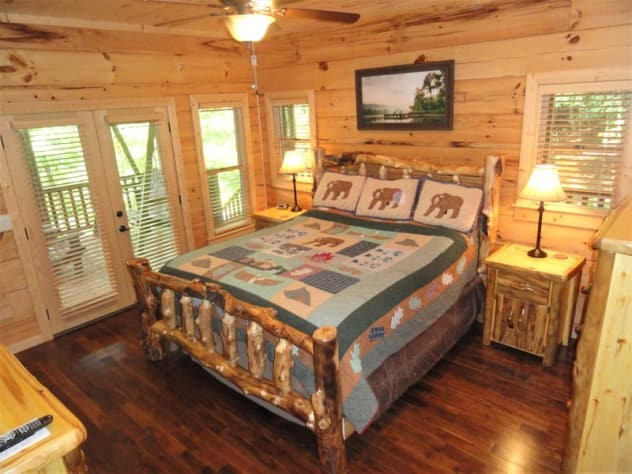 Blairsville, Georgia Cabin Rental - Gallery Image #9