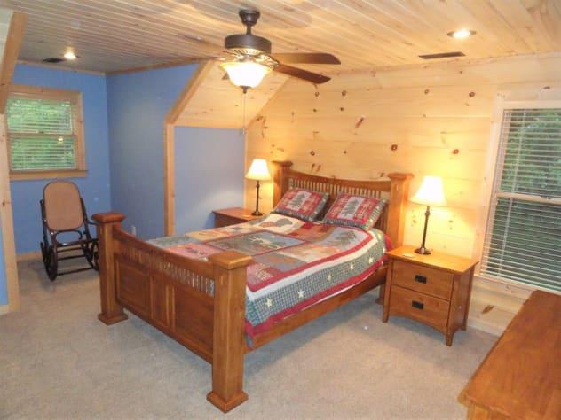 Blairsville, Georgia Cabin Rental - Gallery Image #12