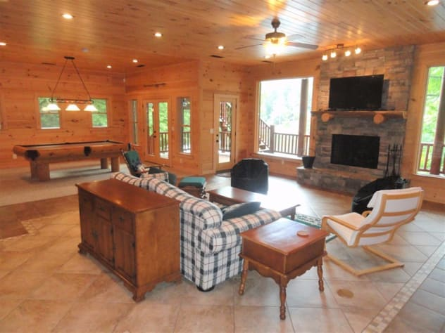 Blairsville, Georgia Cabin Rental - Gallery Image #14