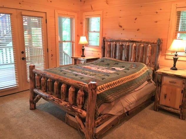 Blairsville, Georgia Cabin Rental - Gallery Image #16