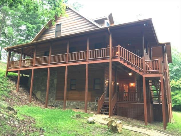 Blairsville, Georgia Cabin Rental - Gallery Image #18