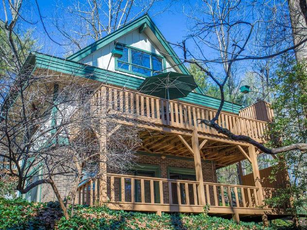 Lake James, North Carolina Cabin Rental - Gallery Image #14