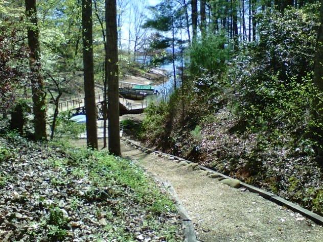 Lake James, North Carolina Cabin Rental - Gallery Image #16