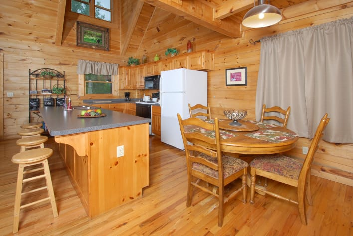Gatlinburg, Tennessee Cabin Rental - Gallery Image #5