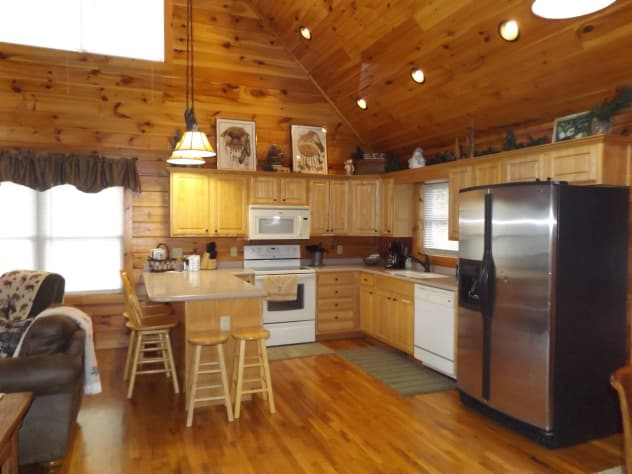 Maggie Valley, North Carolina Cabin Rental - Gallery Image #4