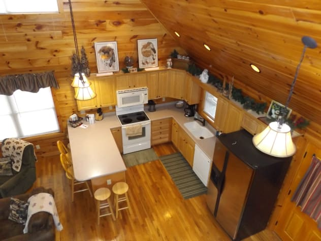 Maggie Valley, North Carolina Cabin Rental - Gallery Image #5