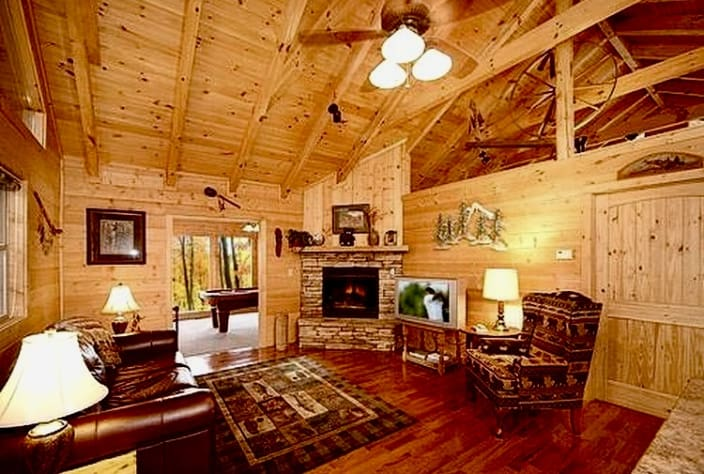 Gatlinburg, Tennessee Cabin Rental - Gallery Image #12