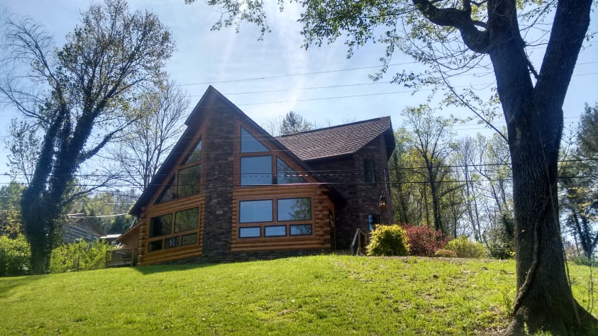 Townsend, Tennessee Cabin Rental - Gallery Image #1