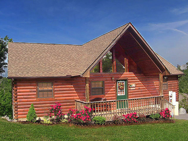 cabin sleeps rental bedroom rentals pigeon forge in for cottage tn sunset easy it pictures does