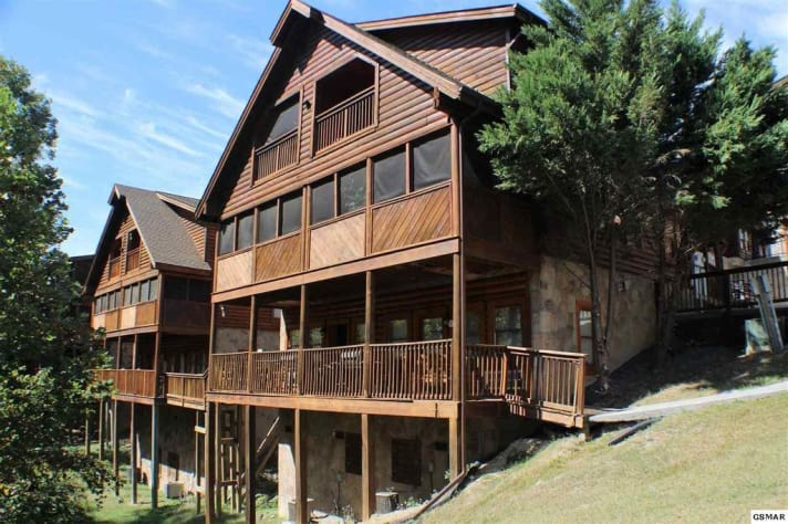 Pigeon Forge, Tennessee Duplex Rental - Gallery Image #3