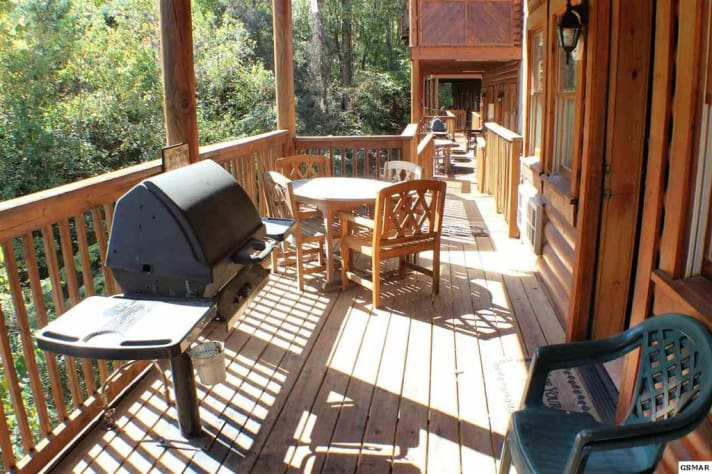 Pigeon Forge, Tennessee Duplex Rental - Gallery Image #19