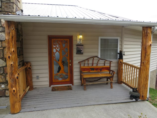 Gatlinburg, Tennessee Chalet Rental - Gallery Image #22