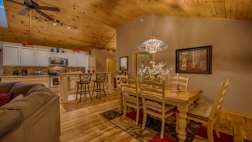 Maggie Valley, North Carolina House Rental - Gallery Image #9
