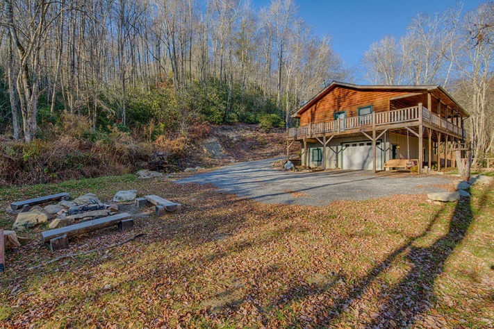 Maggie Valley, North Carolina House Rental - Gallery Image #2