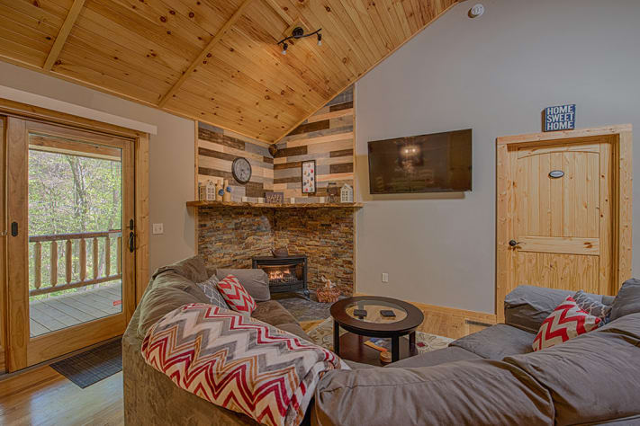 Maggie Valley, North Carolina House Rental - Gallery Image #4