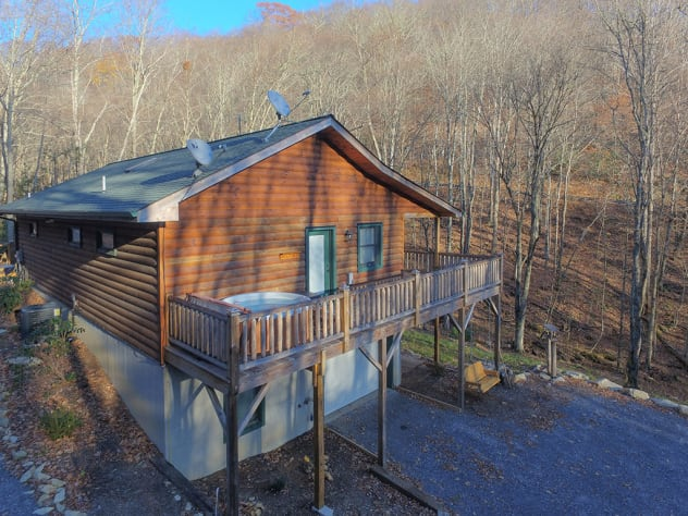 Maggie Valley, North Carolina House Rental - Gallery Image #3