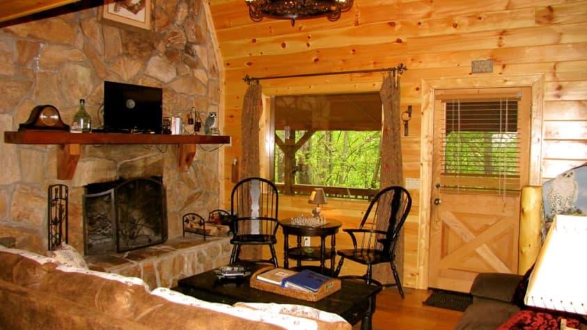 Maggie Valley, North Carolina Cabin Rental - Gallery Image #5