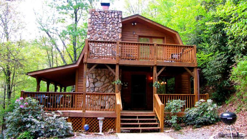 Maggie Valley, North Carolina Cabin Rental - Gallery Image #24
