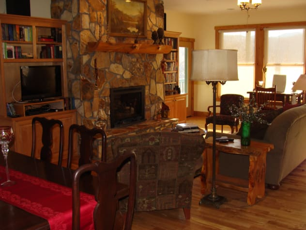 Nantahala Lake, North Carolina House Rental - Gallery Image #5