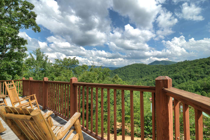 Sevierville, Tennessee Chalet Rental - Gallery Image #21