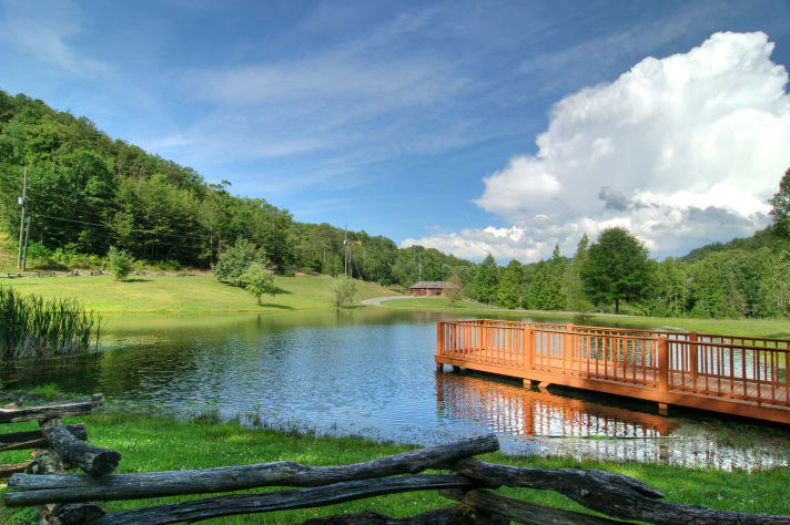 Sevierville, Tennessee Chalet Rental - Gallery Image #23