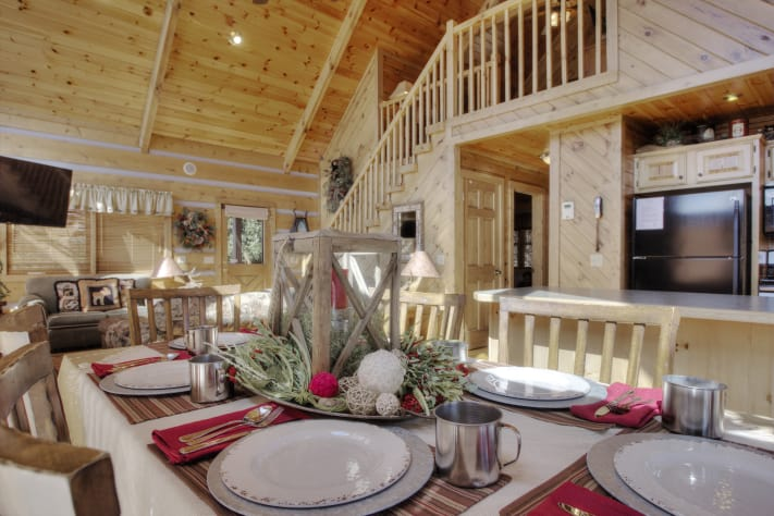Sevierville, Tennessee Chalet Rental - Gallery Image #5
