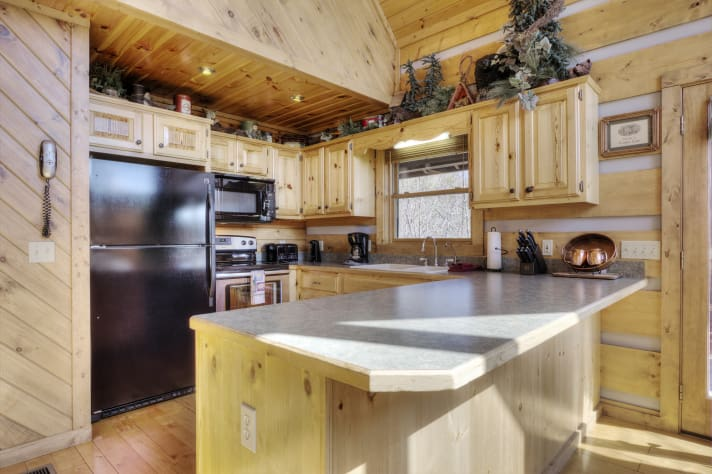 Sevierville, Tennessee Chalet Rental - Gallery Image #6