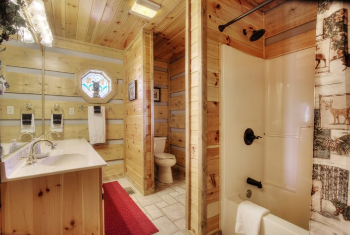 Sevierville, Tennessee Chalet Rental - Gallery Image #7