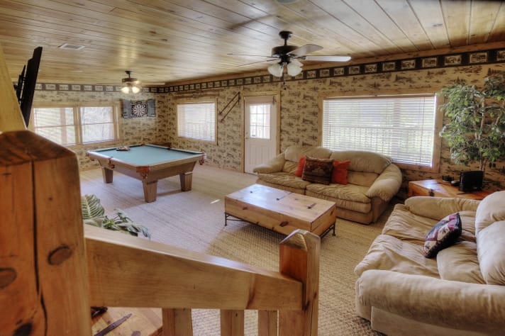 Sevierville, Tennessee Chalet Rental - Gallery Image #15