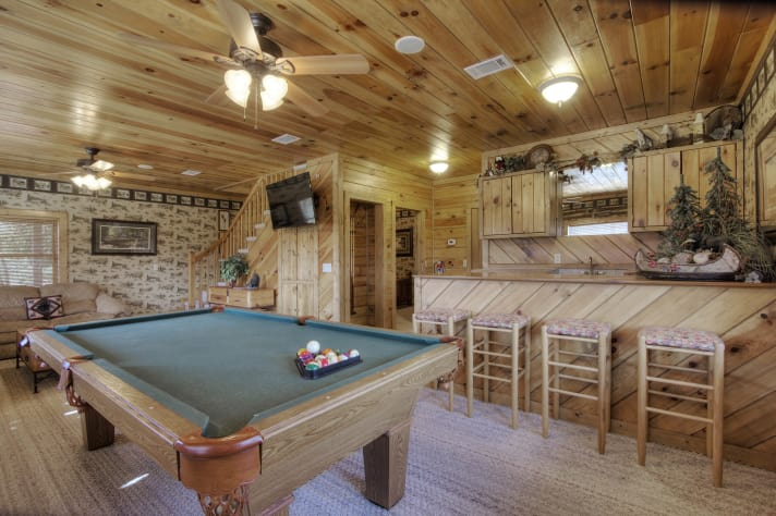Sevierville, Tennessee Chalet Rental - Gallery Image #16