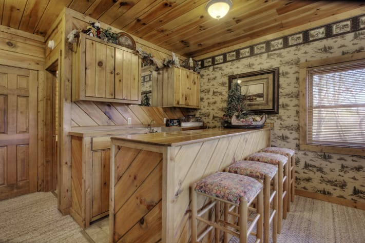 Sevierville, Tennessee Chalet Rental - Gallery Image #17