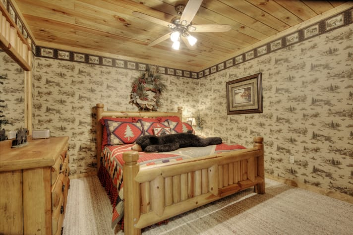 Sevierville, Tennessee Chalet Rental - Gallery Image #18