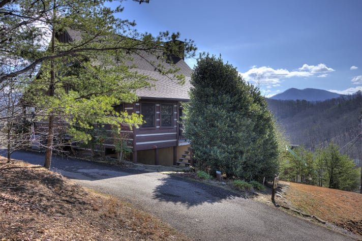 Sevierville, Tennessee Chalet Rental - Gallery Image #1