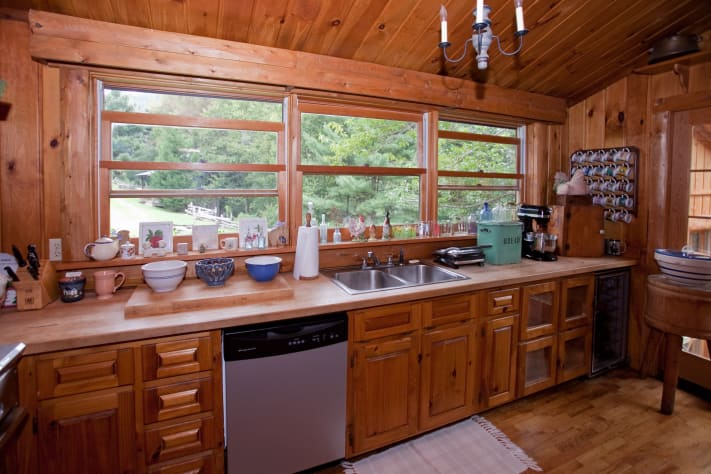 Asheville, North Carolina Farmhouse Rental - Gallery Image #8