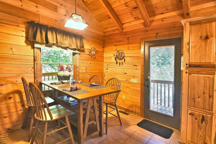 Clyde, North Carolina Cabin Rental - Gallery Image #7
